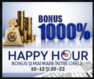 mozzart bonus happy hour