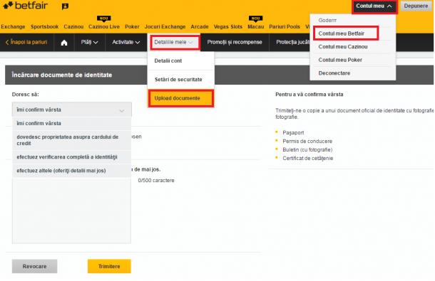 cum să eliminați verificarea identității în opțiuni binare)