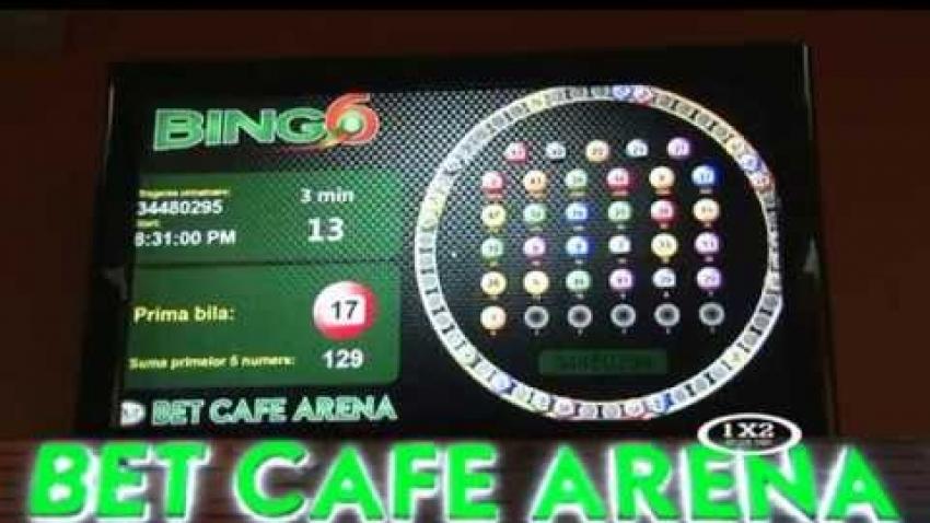pariuri sportive bet cafe arena verificare bilet