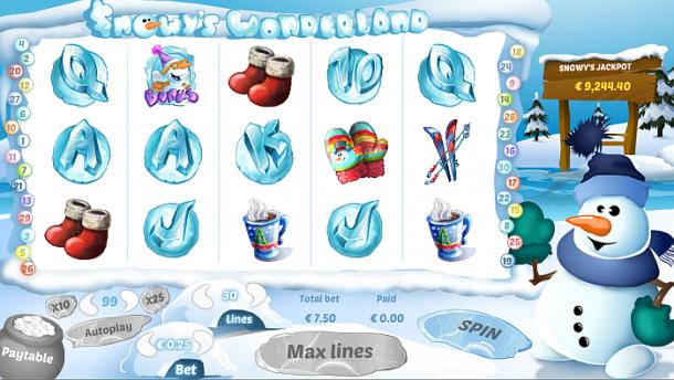 888 casino jocuri casino snowy wonderland