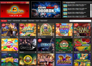 online casinos romania