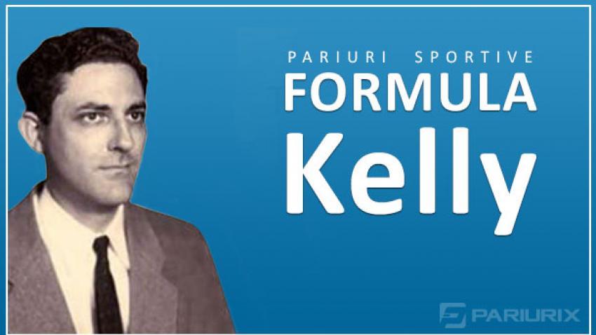 formula Kelly pentru opțiuni binare