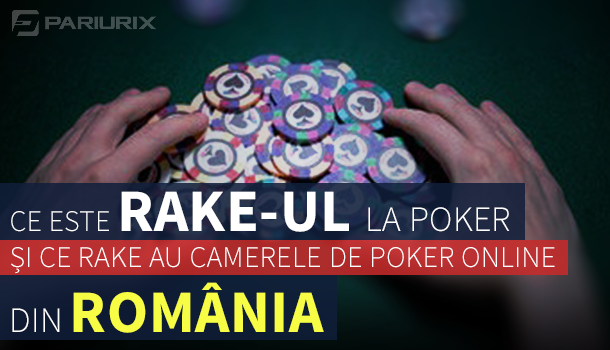 What is the rake in online poker