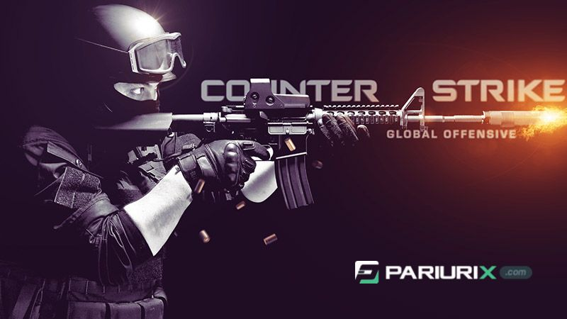 counter strike un barbat in costum cu arma