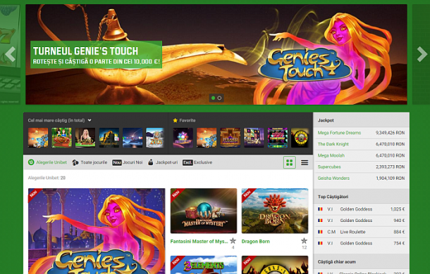 casino online de incredere