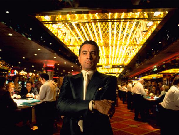 casino poker cu De Niro