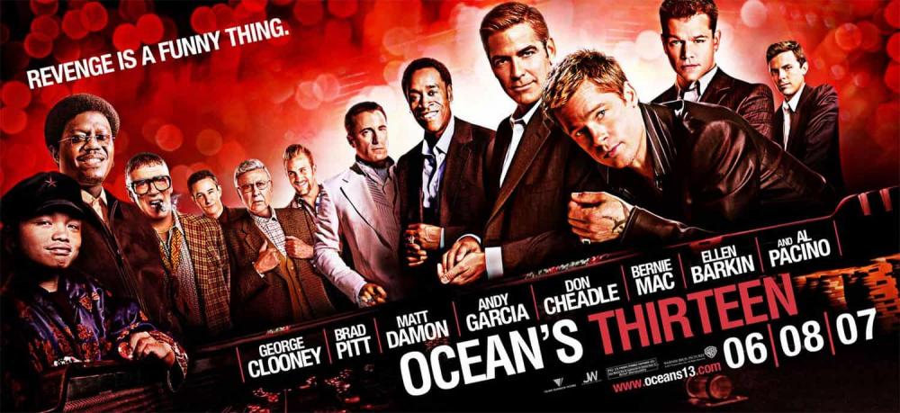 casino poker ocean's 13