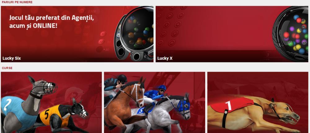 pariuri sportive online la casa pariurilor