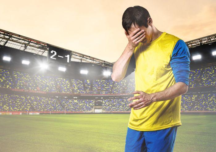 jucator pe teren de stadion rezultate pariuri sportive