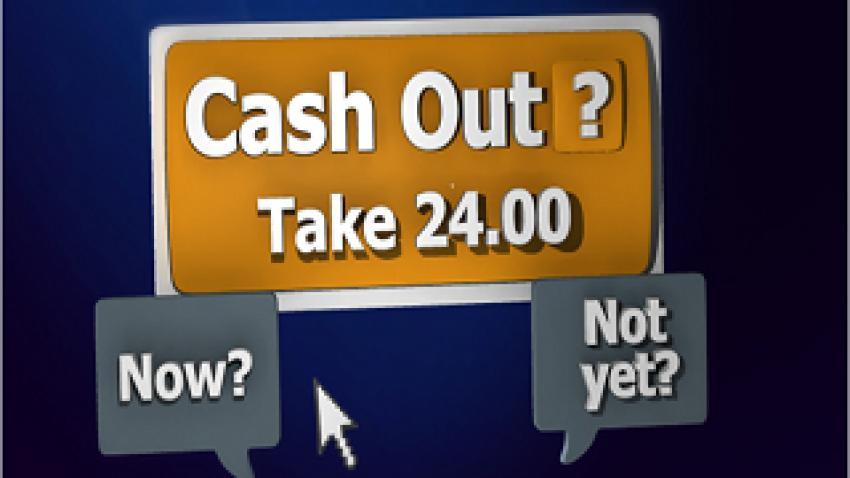 opțiunea de a pune bani)