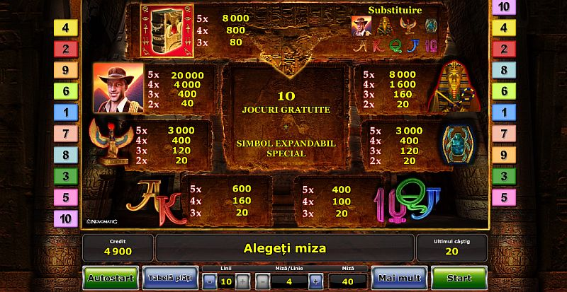 Book Of Ra Jocuri Casino