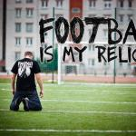 football-is-my-religion