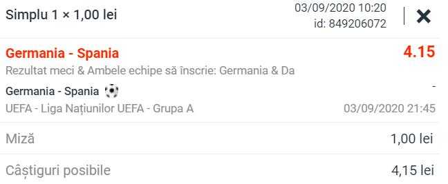 bilet-germania