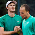 Logo Jamie Murray/Bruno Soares