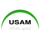 Logo USAM Nimes