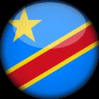 Logo Congo DR