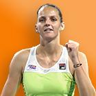 Logo Karolina Pliskova