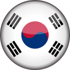 Logo Coreea de Sud handbal