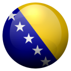 Logo Bosnia-Herzegovina U21