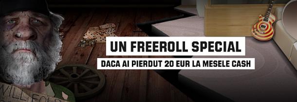 Freeroll-uri speciale la Unibet Poker