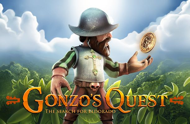 Gonzo's Quest cover