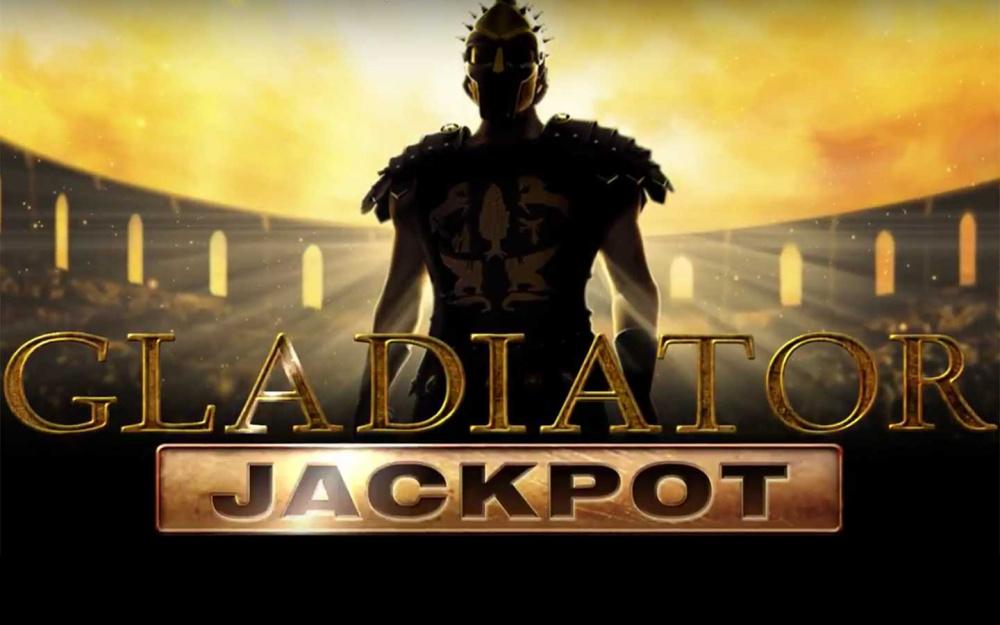 Gladiator Jackpot cover