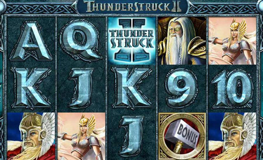 Thunderstruck II cover