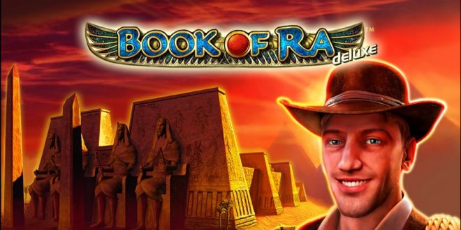 Book of Ra cover