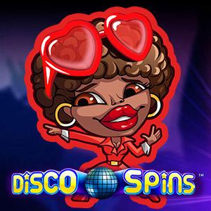 Disco Spins logo