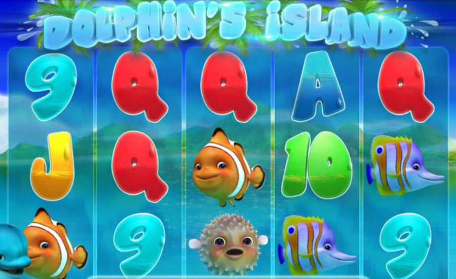 Dolphin's Island cover