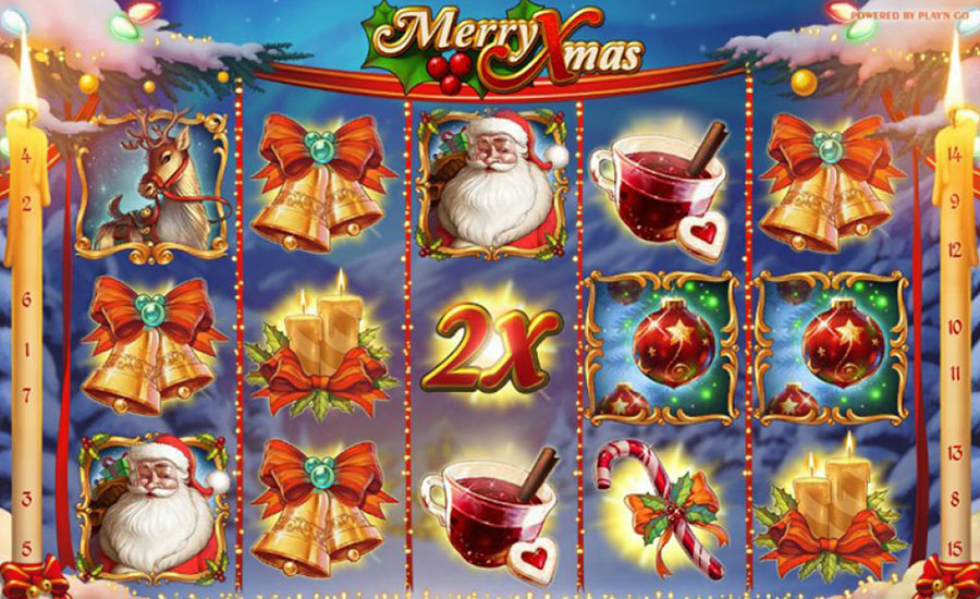 Merry Xmas cover