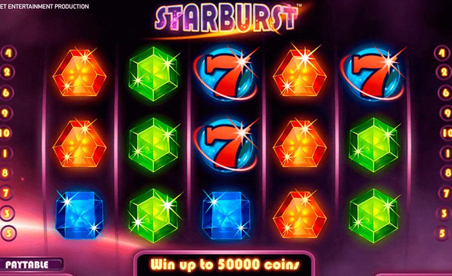 Starburst cover
