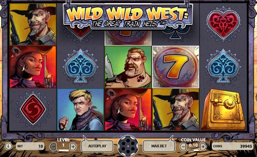 Wild Wild West cover