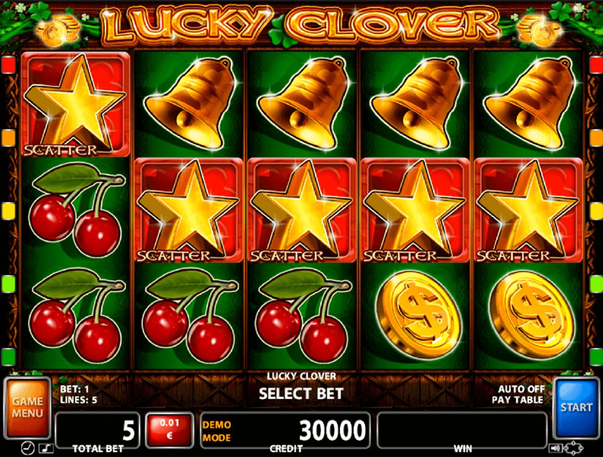Lucky Clover cover