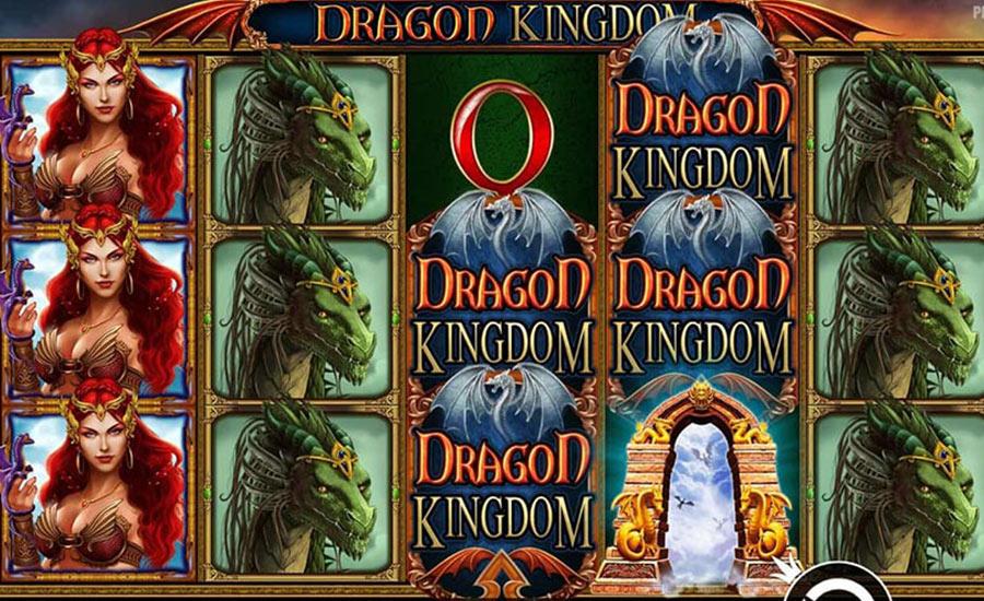 Dragon Kingdom cover