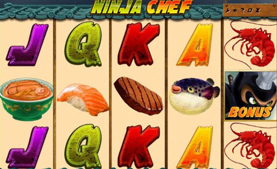 Ninja Chef cover