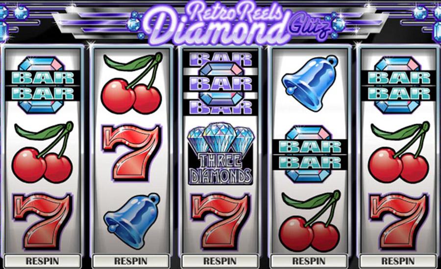 Retro Reels Diamond Glitz cover
