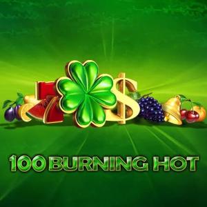 100 Burning Hot  logo