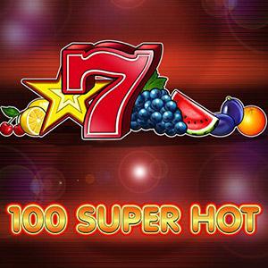 100 Super Hot  logo
