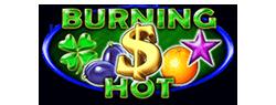 Burning Hot logo